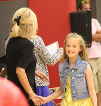 Fifth Grade Moving Up Ceremony 196