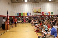 Fifth Grade Moving Up Ceremony 195