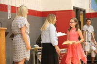 Fifth Grade Moving Up Ceremony 193