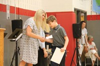 Fifth Grade Moving Up Ceremony 192