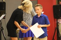 Fifth Grade Moving Up Ceremony 204
