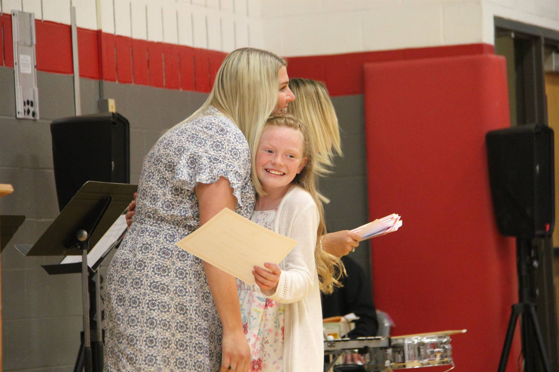 Fifth Grade Moving Up Ceremony 189