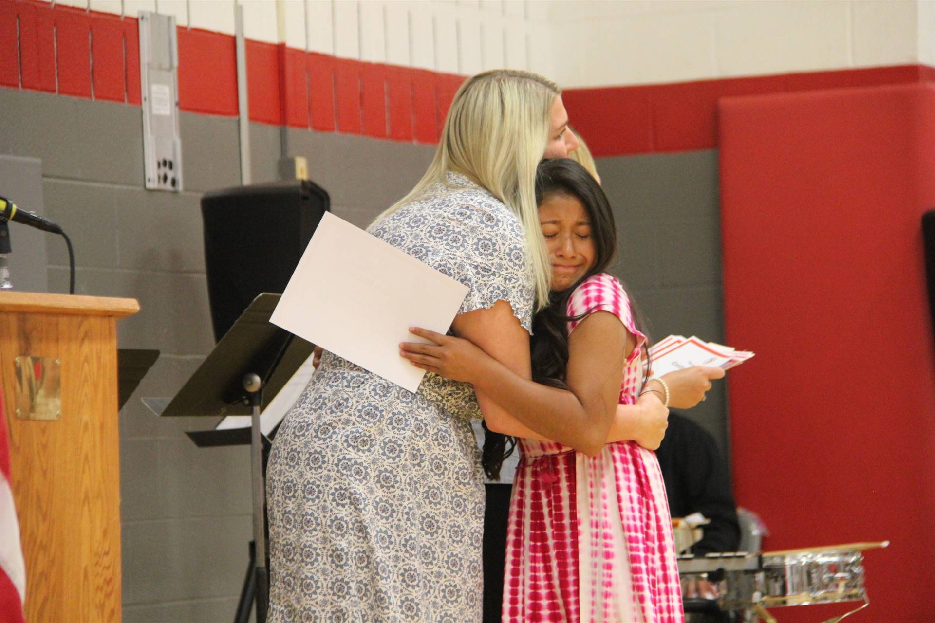 Fifth Grade Moving Up Ceremony 187