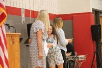 Fifth Grade Moving Up Ceremony 186