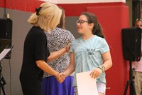 Fifth Grade Moving Up Ceremony 203