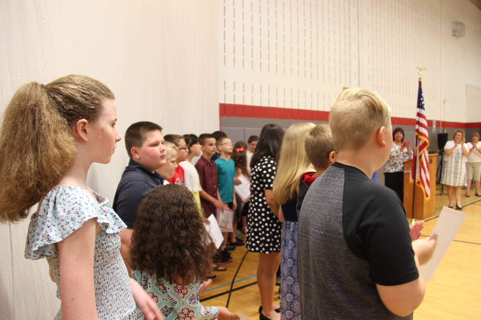 Fifth Grade Moving Up Ceremony 177
