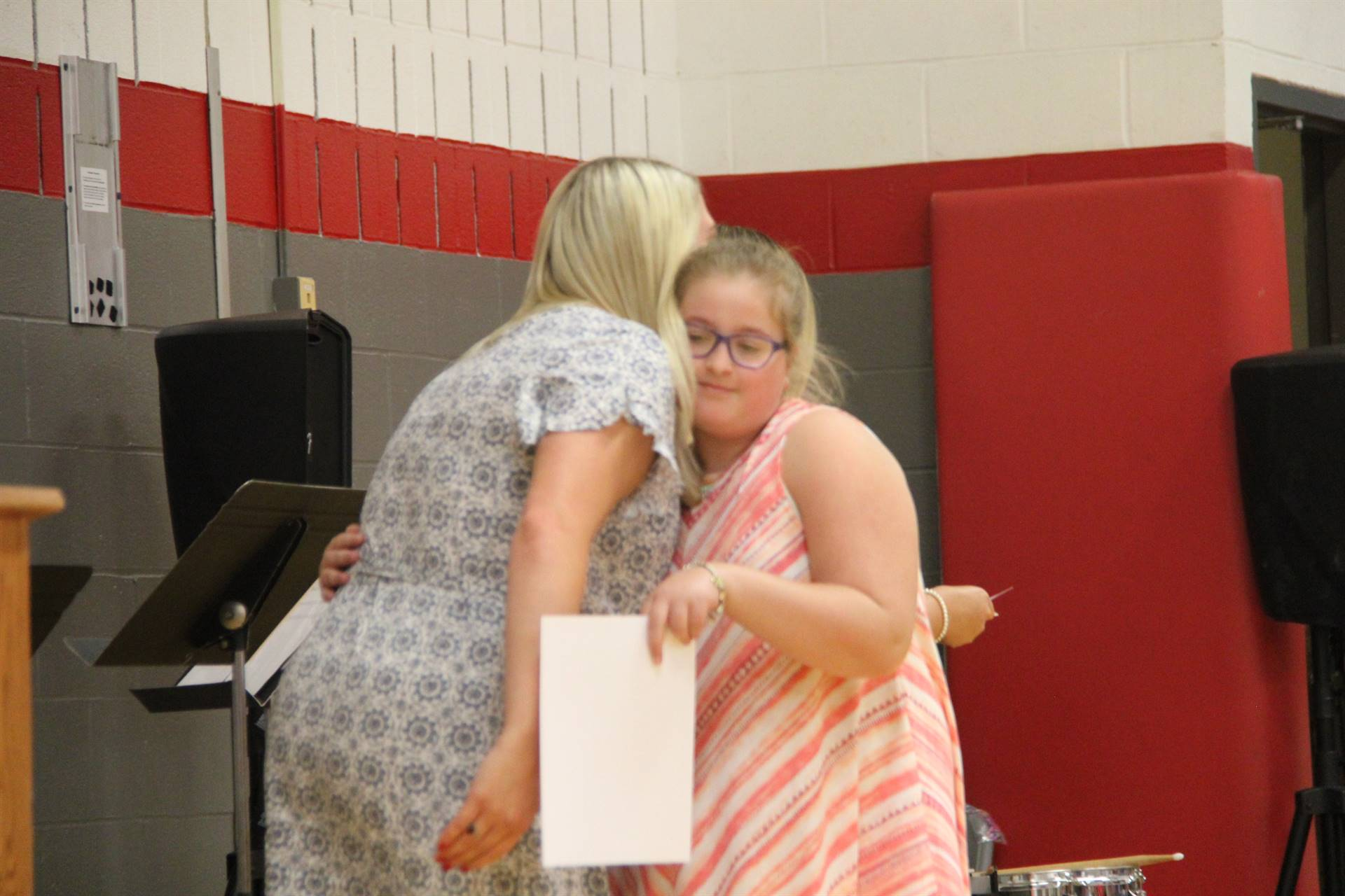 Fifth Grade Moving Up Ceremony 182