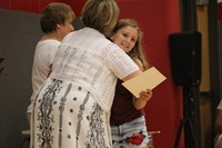 Fifth Grade Moving Up Ceremony 174