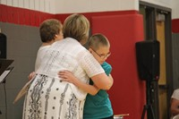 Fifth Grade Moving Up Ceremony 171