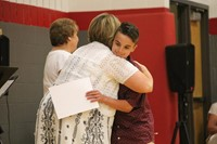 Fifth Grade Moving Up Ceremony 170