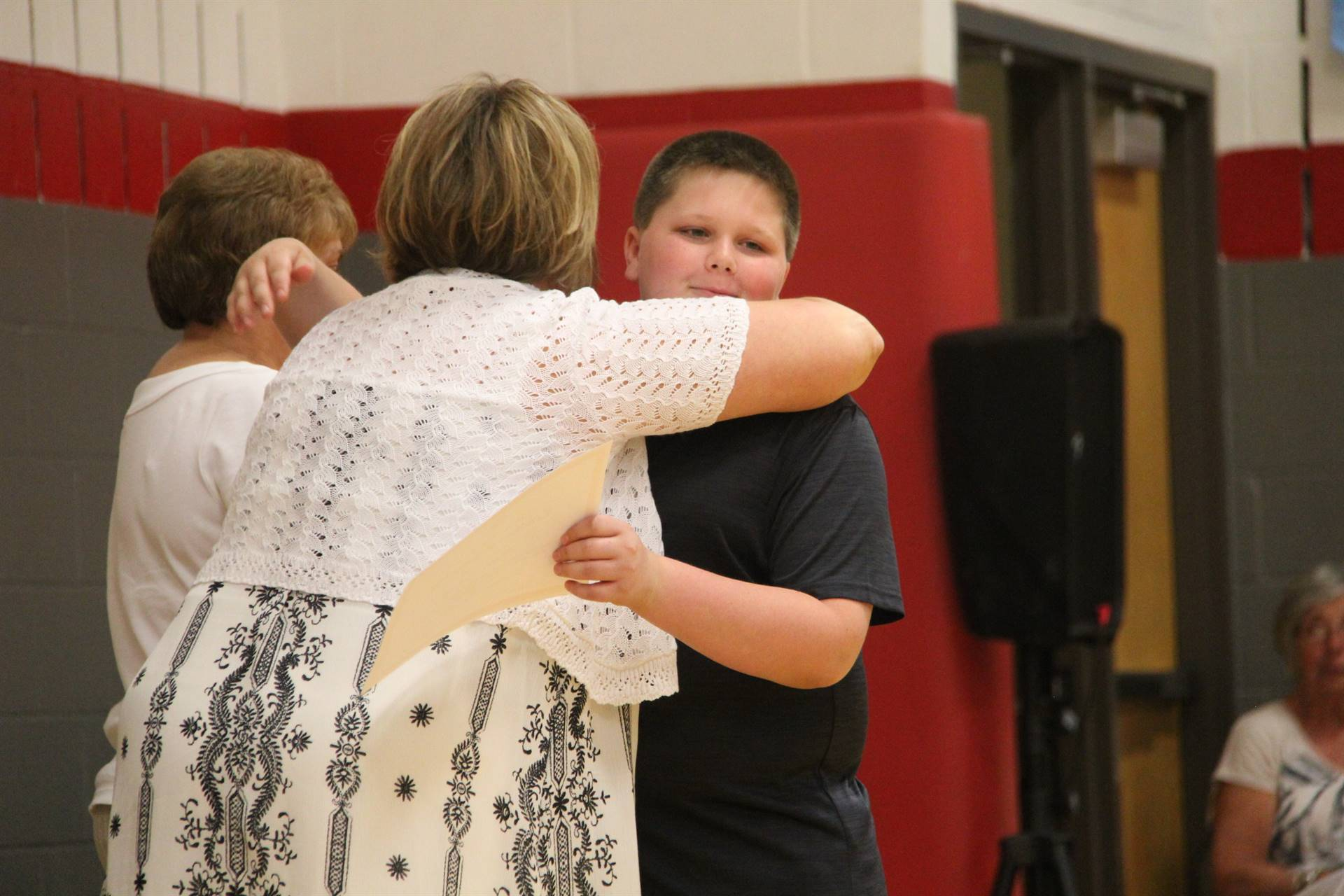 Fifth Grade Moving Up Ceremony 166