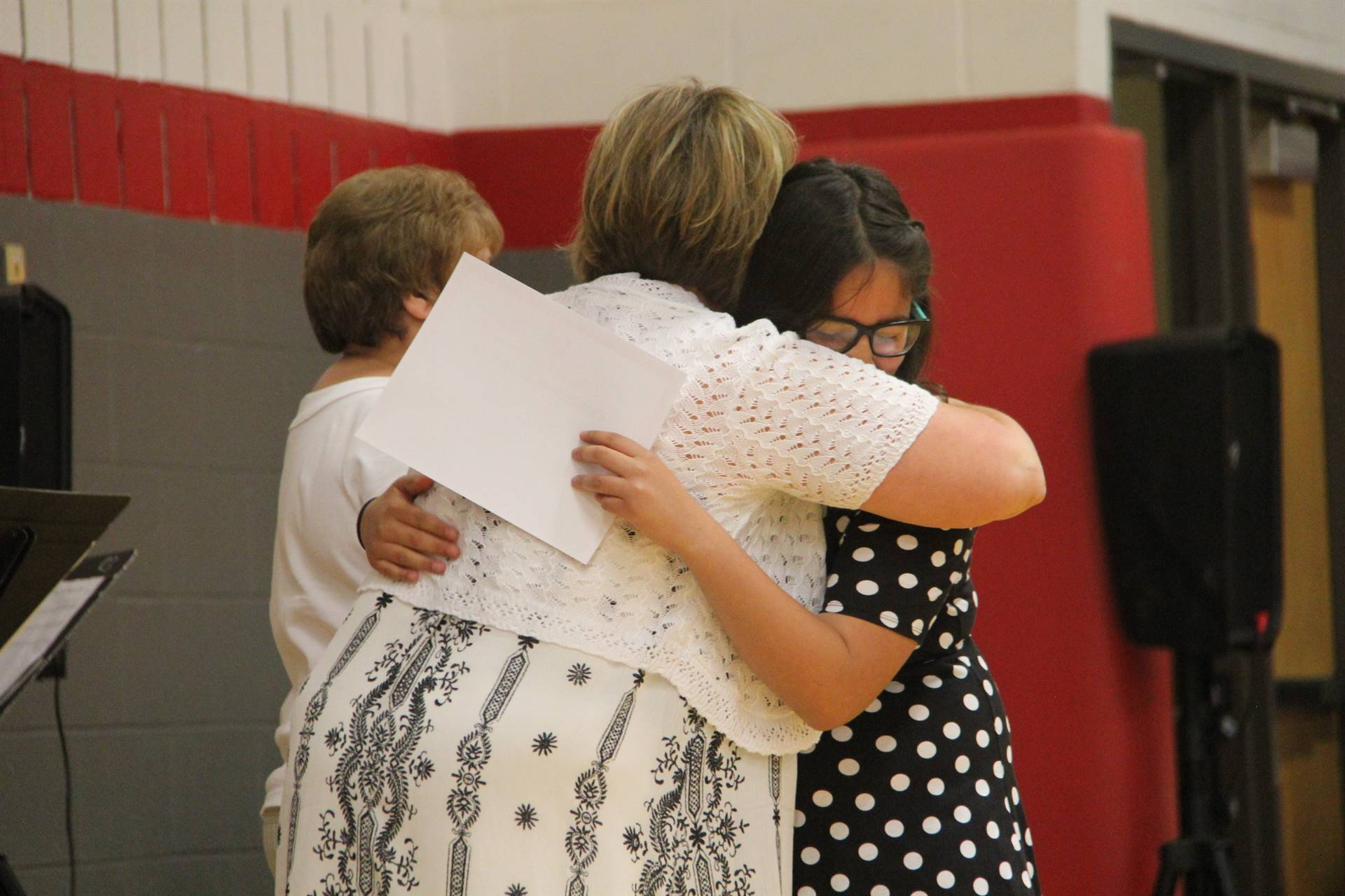 Fifth Grade Moving Up Ceremony 158