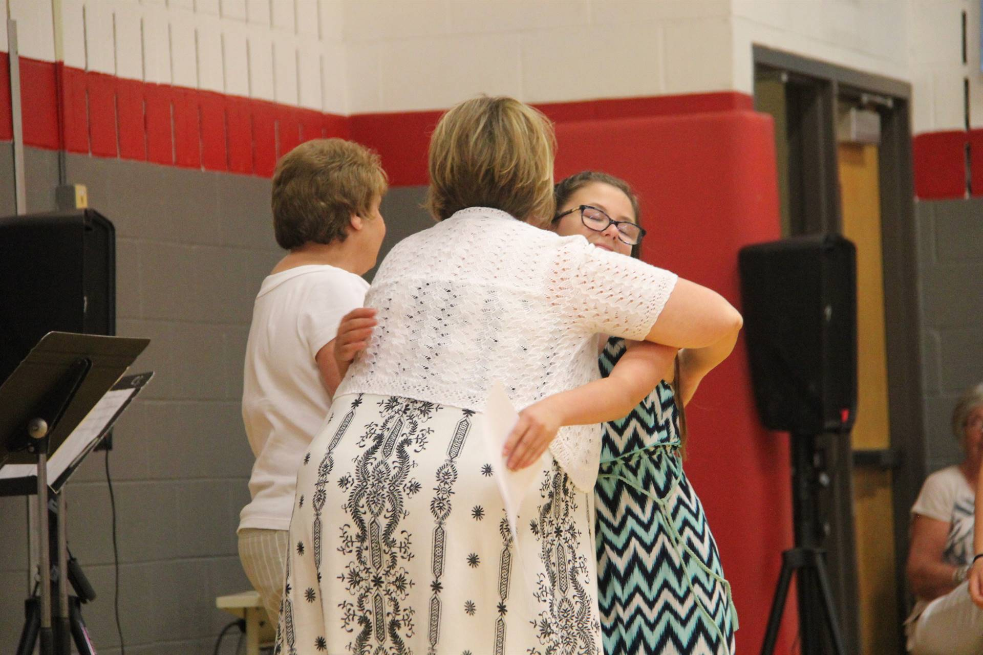 Fifth Grade Moving Up Ceremony 157