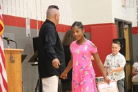 Fifth Grade Moving Up Ceremony 153