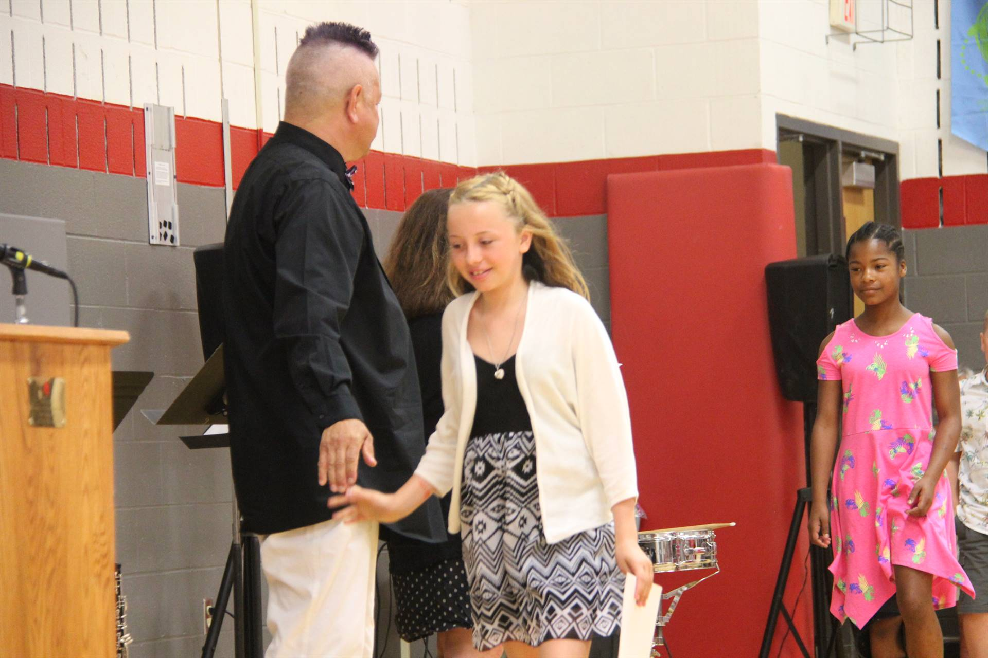 Fifth Grade Moving Up Ceremony 152
