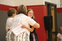 Fifth Grade Moving Up Ceremony 160