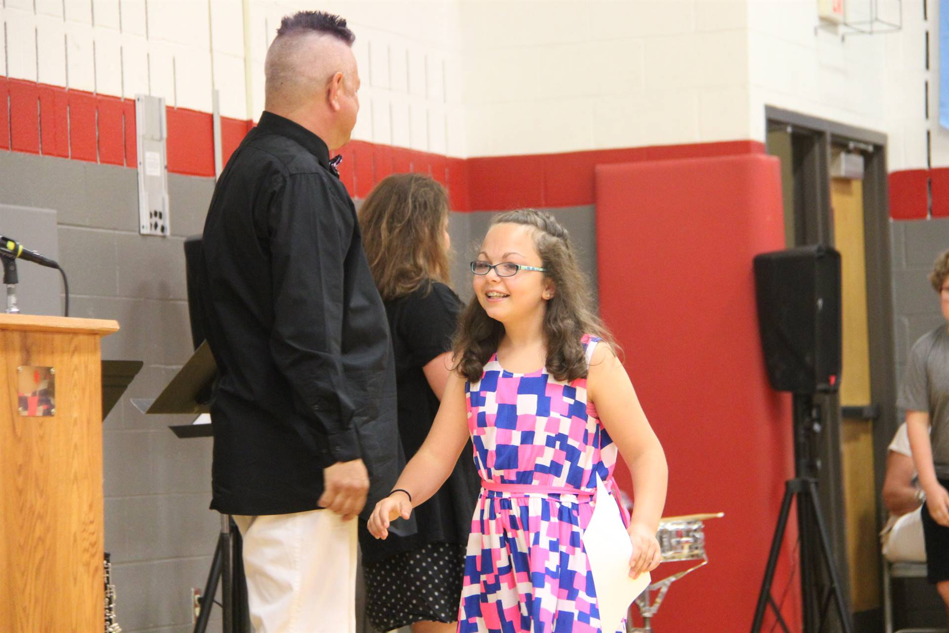 Fifth Grade Moving Up Ceremony 149