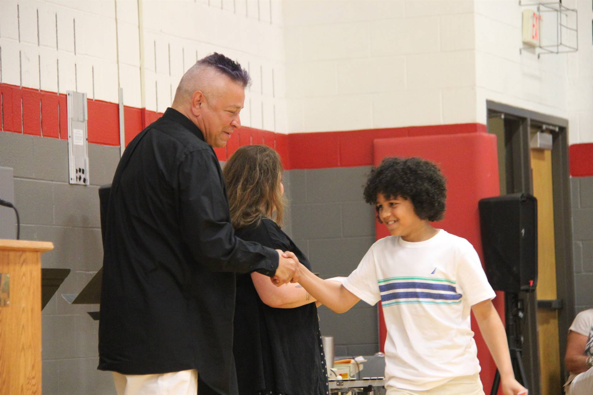Fifth Grade Moving Up Ceremony 144
