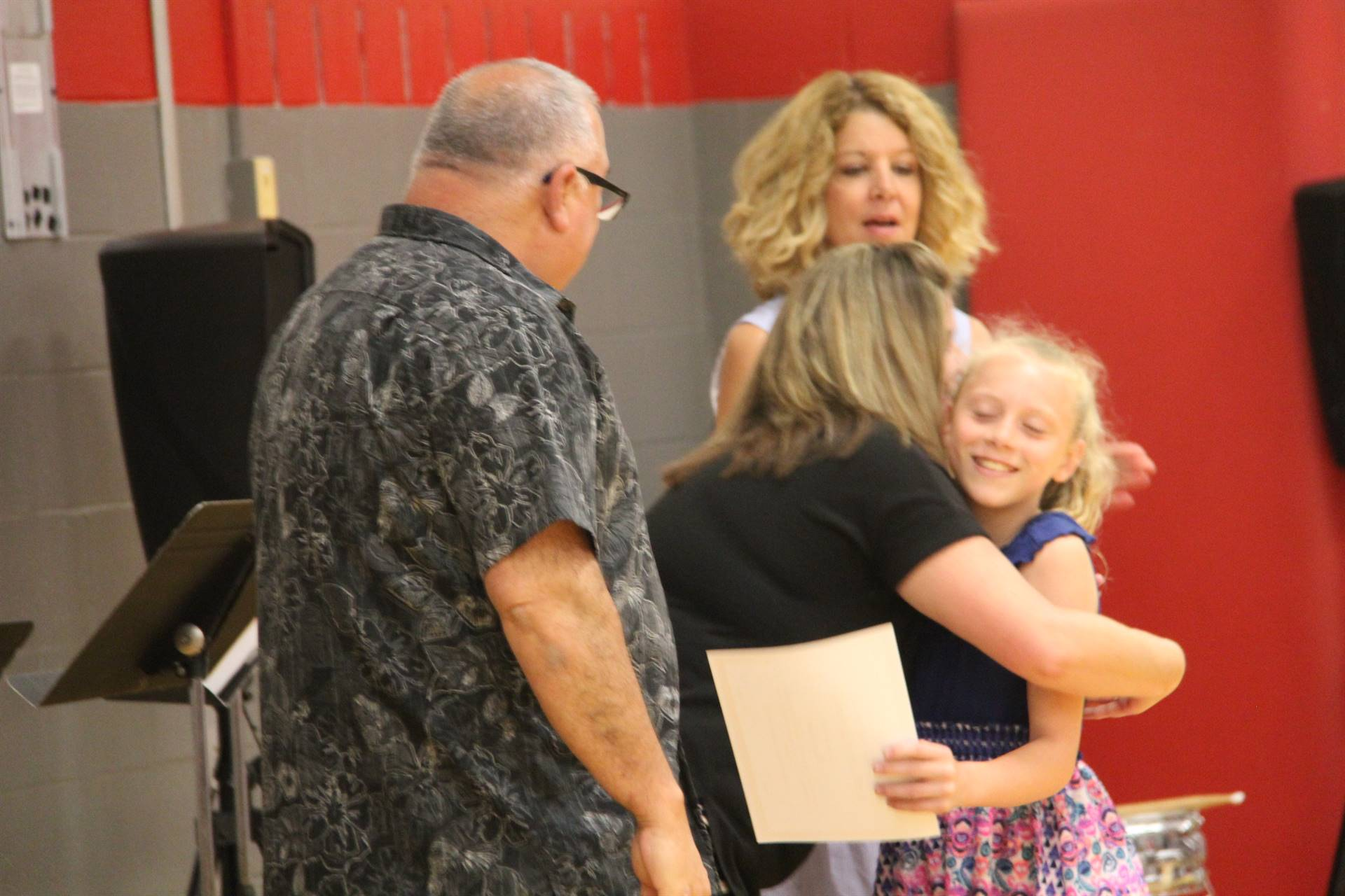Fifth Grade Moving Up Ceremony 138