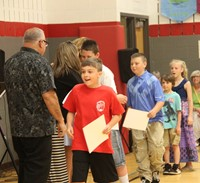 Fifth Grade Moving Up Ceremony 137