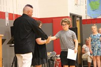 Fifth Grade Moving Up Ceremony 150