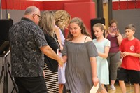 Fifth Grade Moving Up Ceremony 136