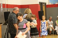 Fifth Grade Moving Up Ceremony 129