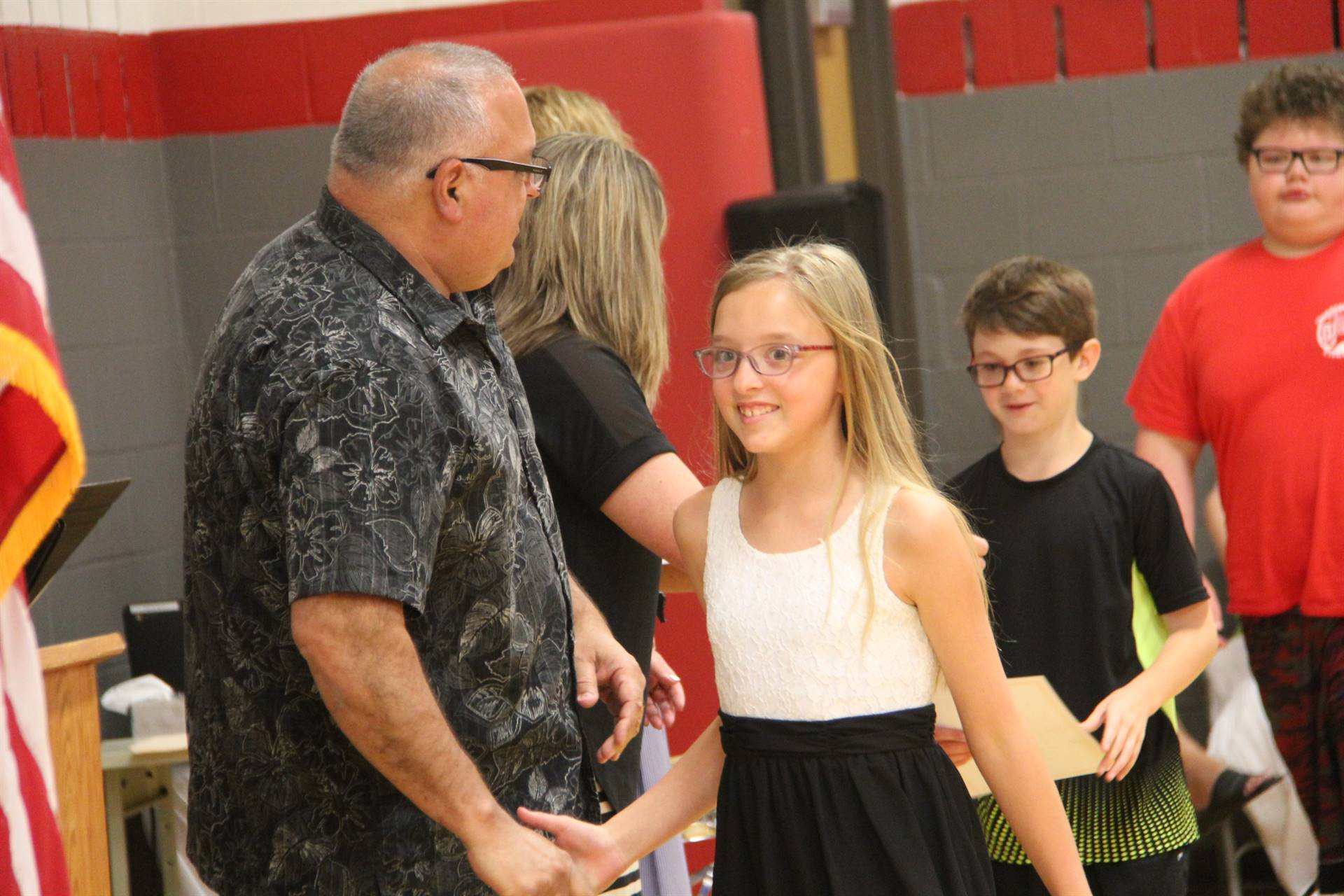 Fifth Grade Moving Up Ceremony 127