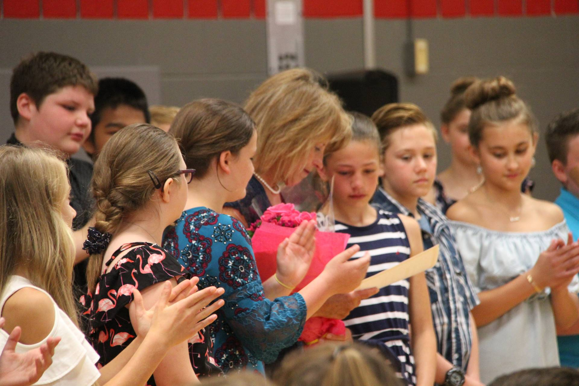 Fifth Grade Moving Up Ceremony 126