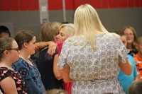 Fifth Grade Moving Up Ceremony 125