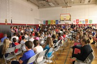 Fifth Grade Moving Up Ceremony 123