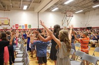 Fifth Grade Moving Up Ceremony 121