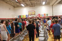 Fifth Grade Moving Up Ceremony 120