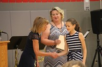 Fifth Grade Moving Up Ceremony 114
