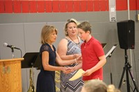 Fifth Grade Moving Up Ceremony 113