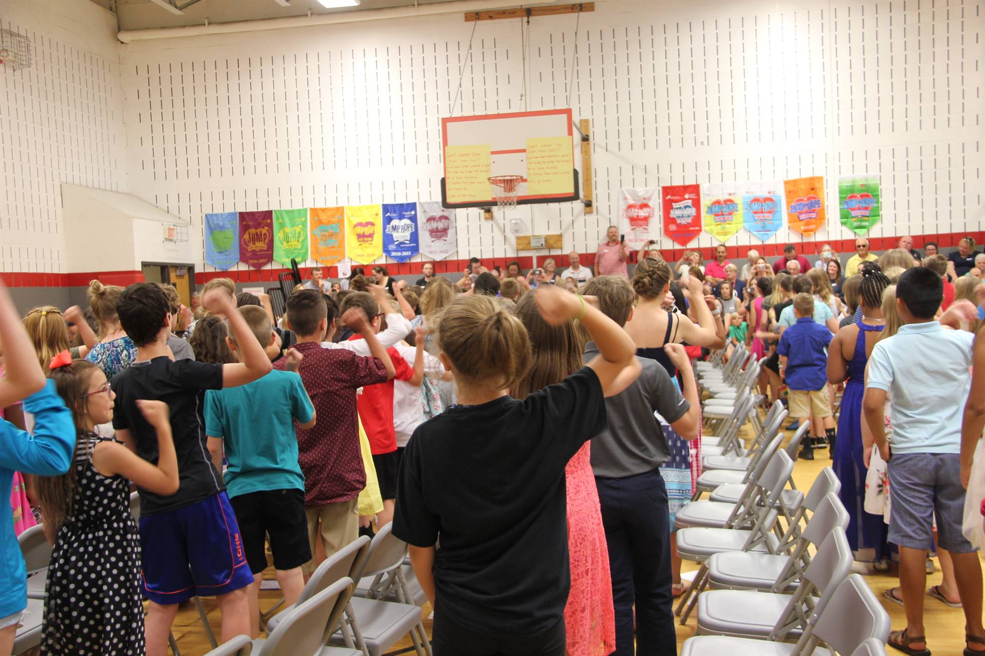 Fifth Grade Moving Up Ceremony 119