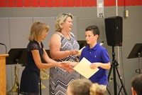 Fifth Grade Moving Up Ceremony 112