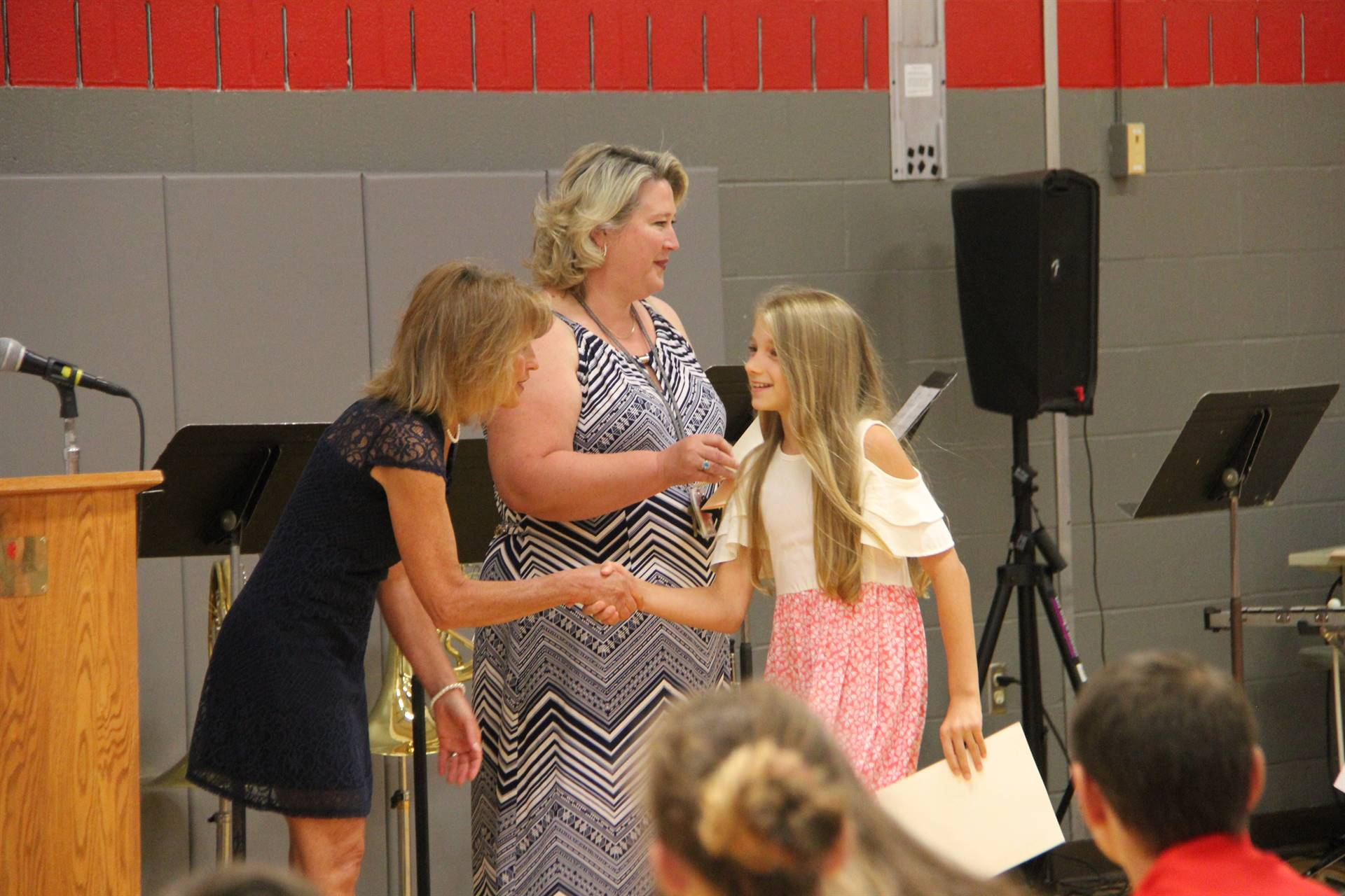 Fifth Grade Moving Up Ceremony 109
