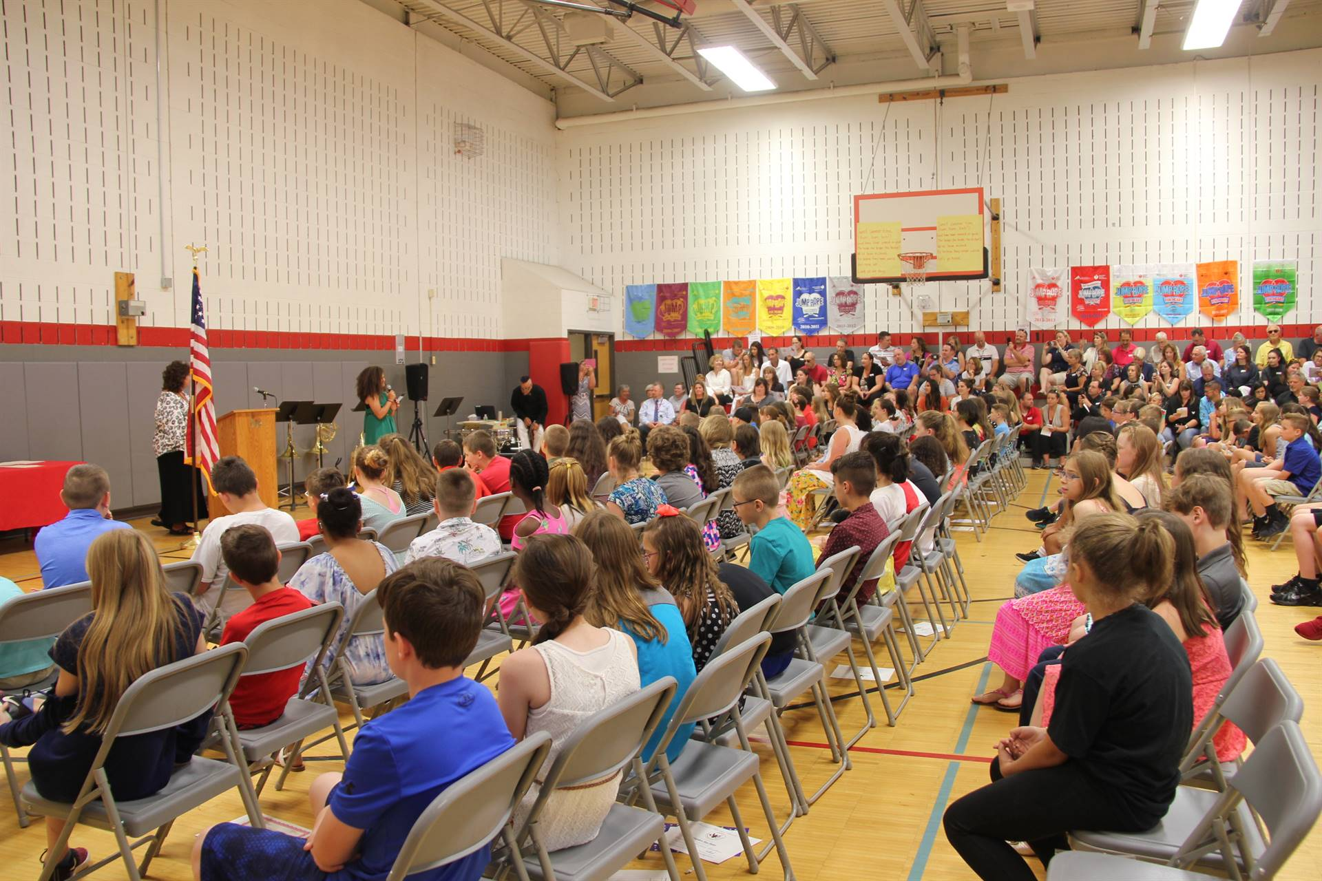 Fifth Grade Moving Up Ceremony 117