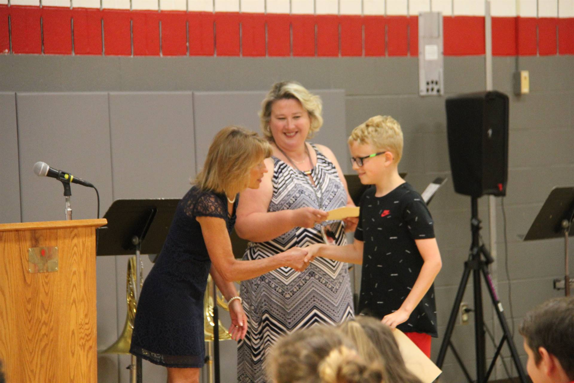 Fifth Grade Moving Up Ceremony 107