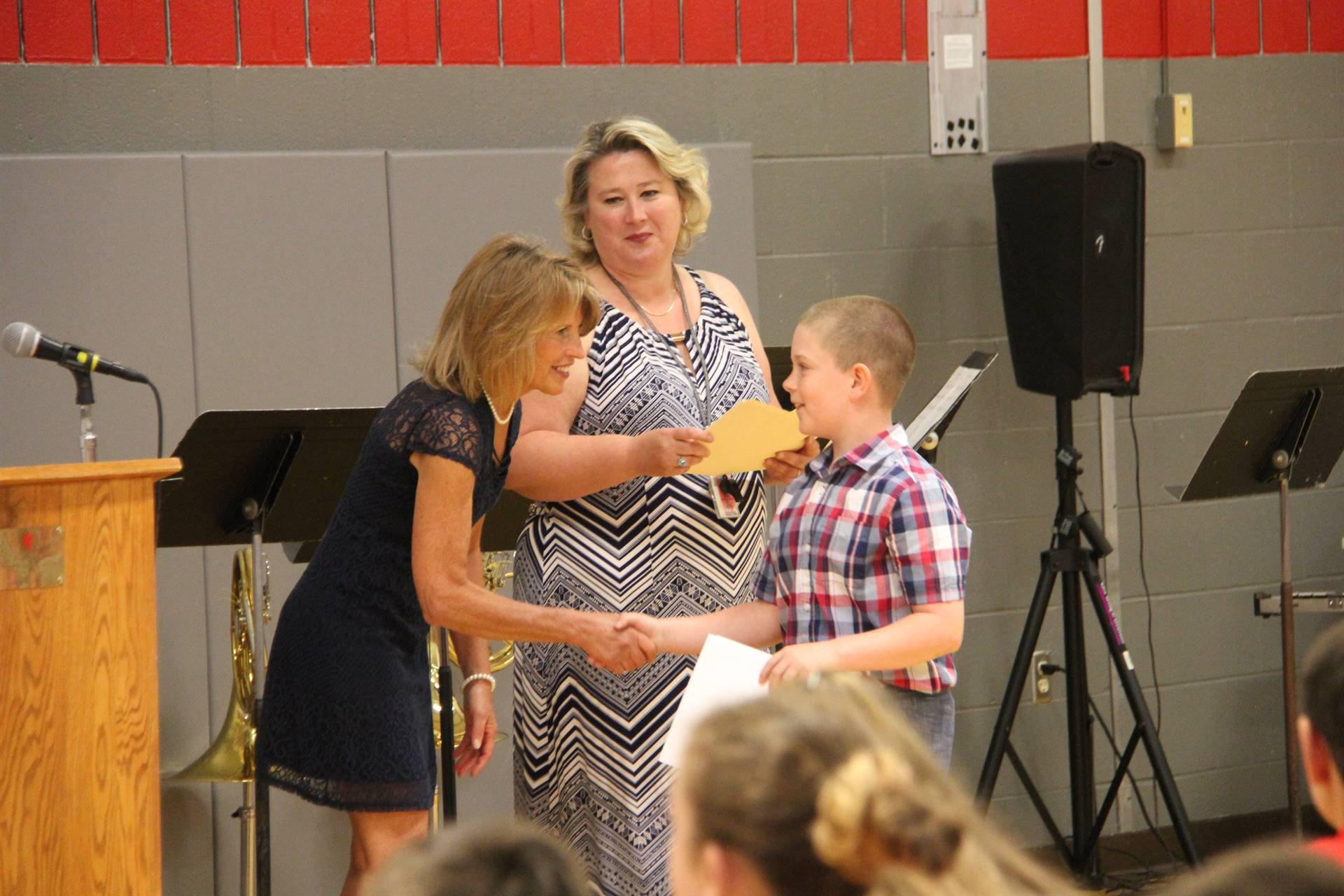Fifth Grade Moving Up Ceremony 106