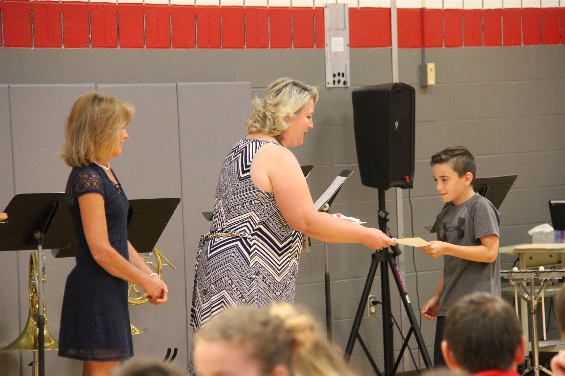 Fifth Grade Moving Up Ceremony 105