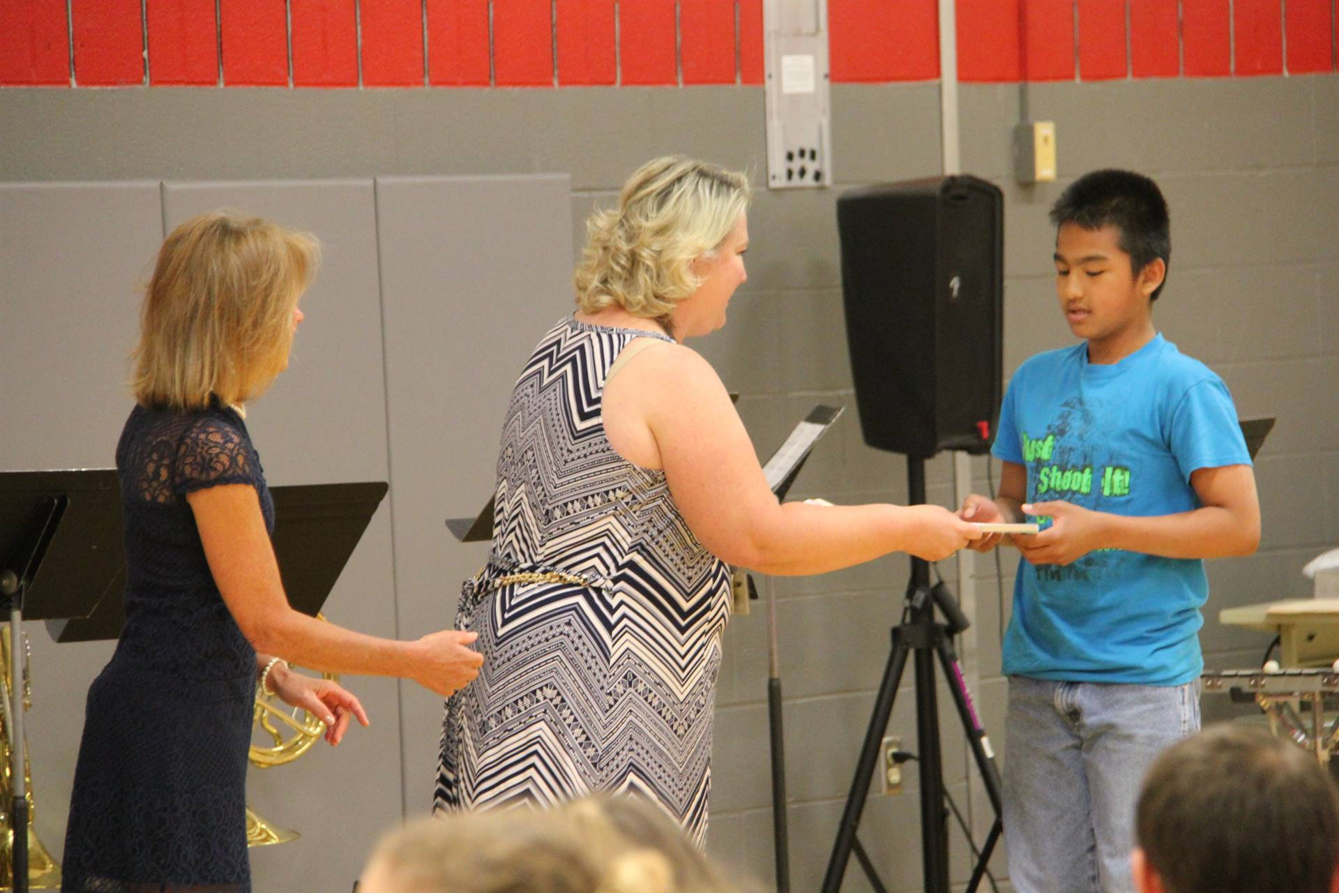 Fifth Grade Moving Up Ceremony 104