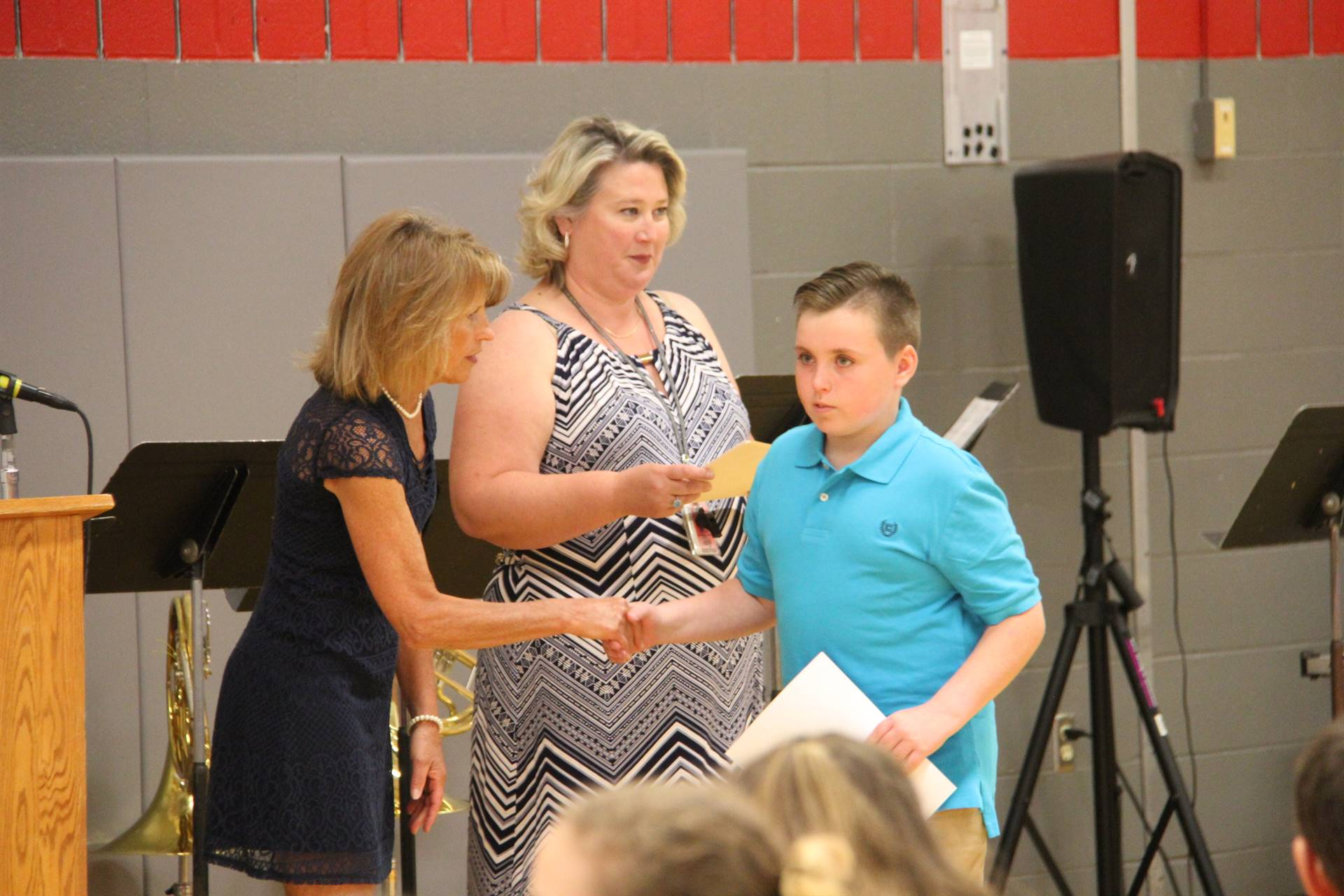 Fifth Grade Moving Up Ceremony 103