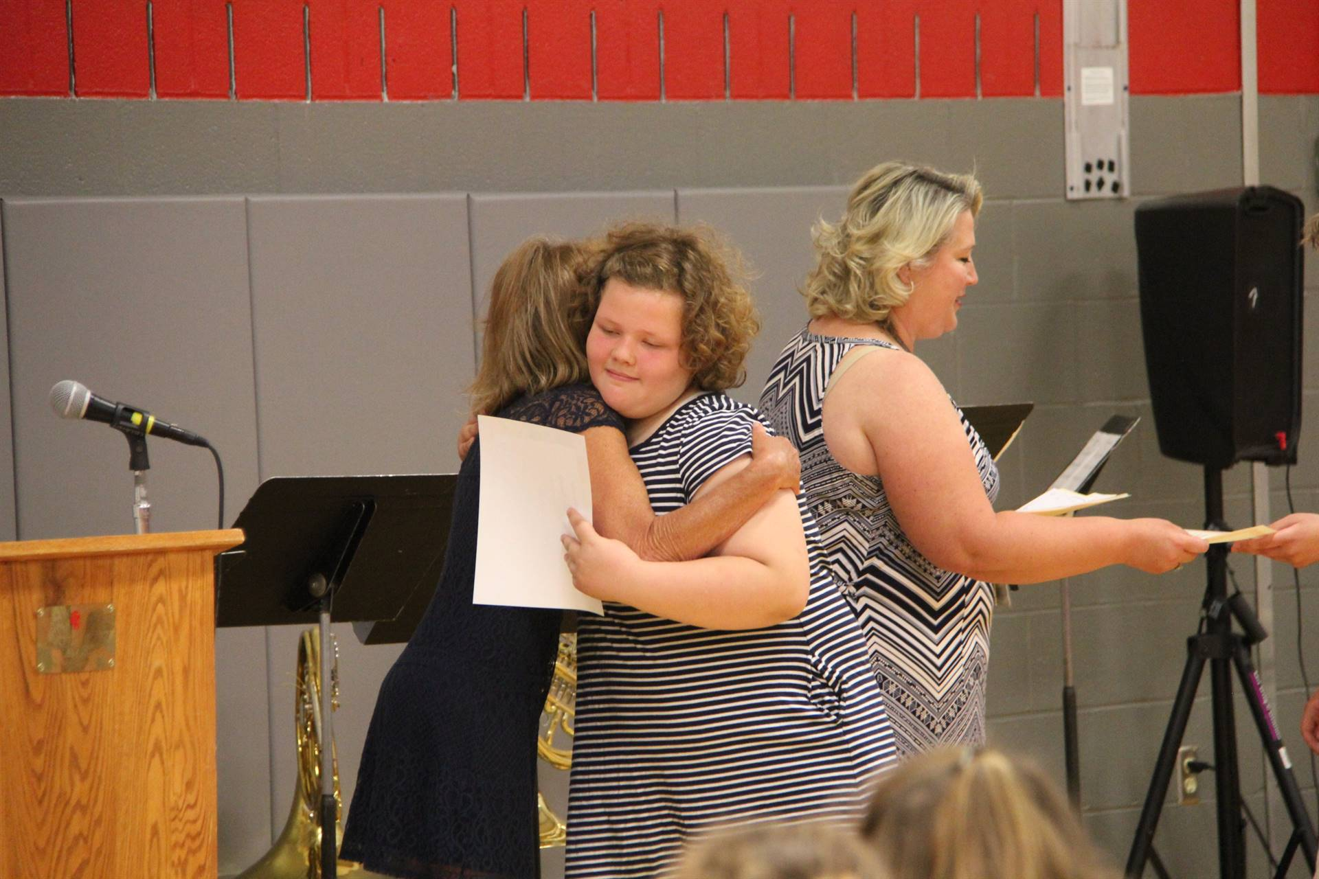 Fifth Grade Moving Up Ceremony 102