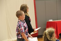 Fifth Grade Moving Up Ceremony 101