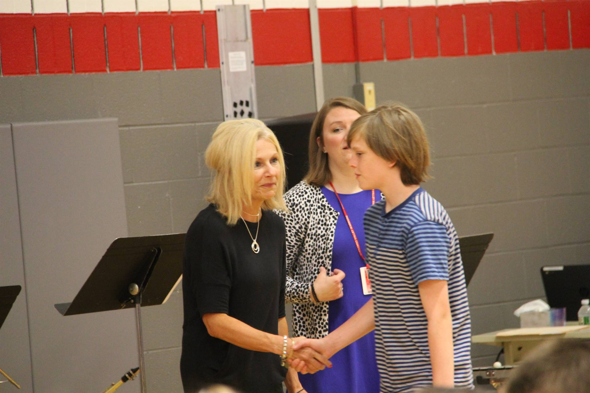 Fifth Grade Moving Up Ceremony 98