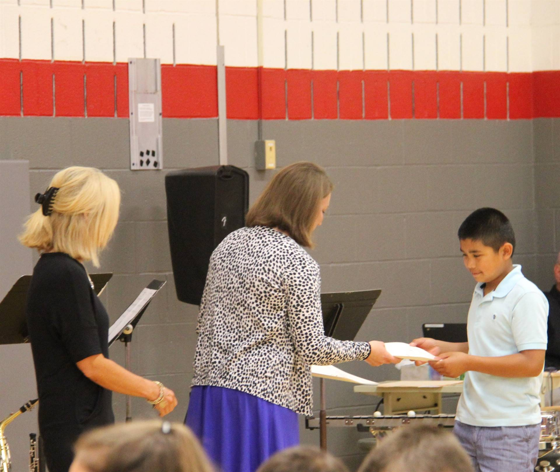 Fifth Grade Moving Up Ceremony 93