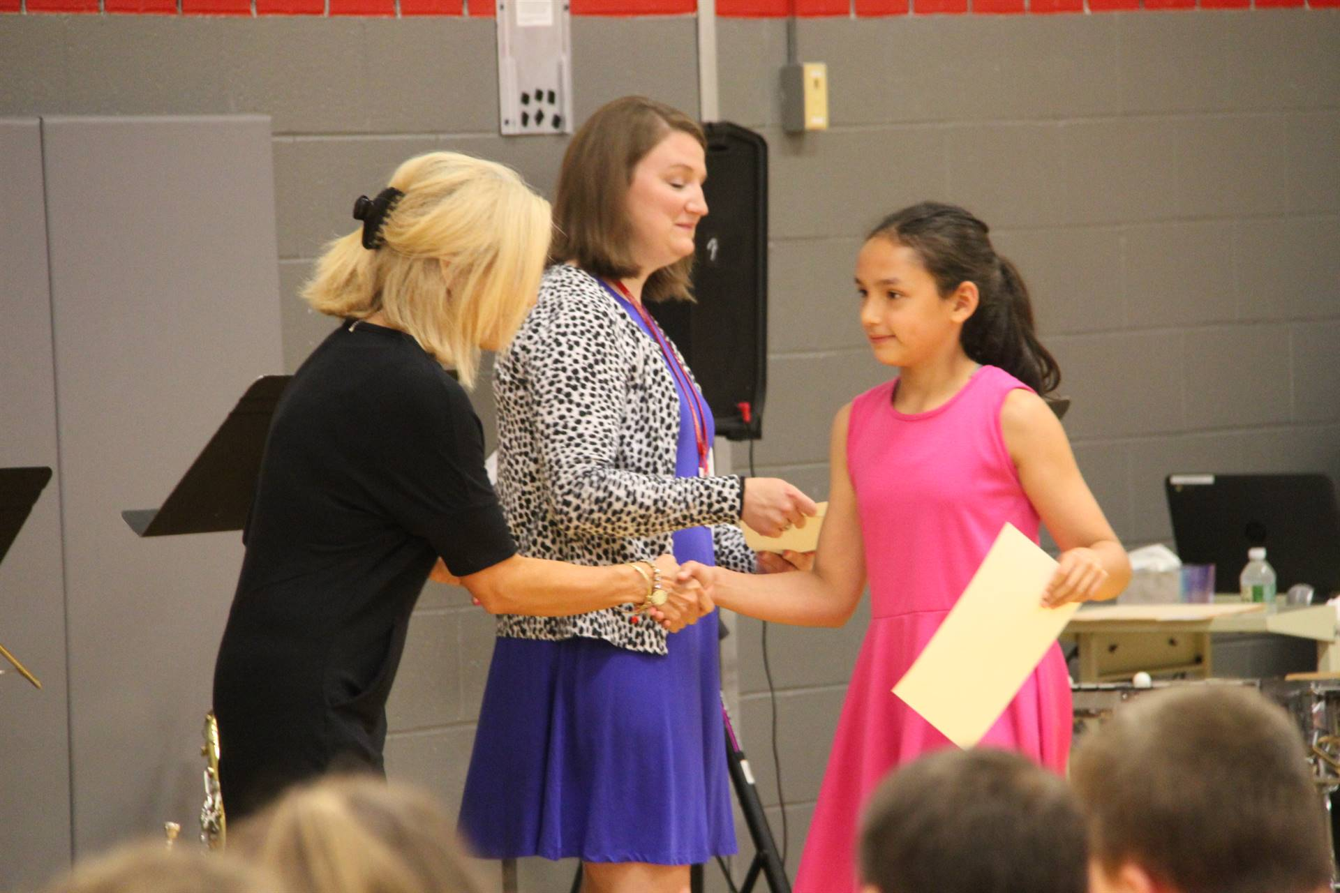 Fifth Grade Moving Up Ceremony 92