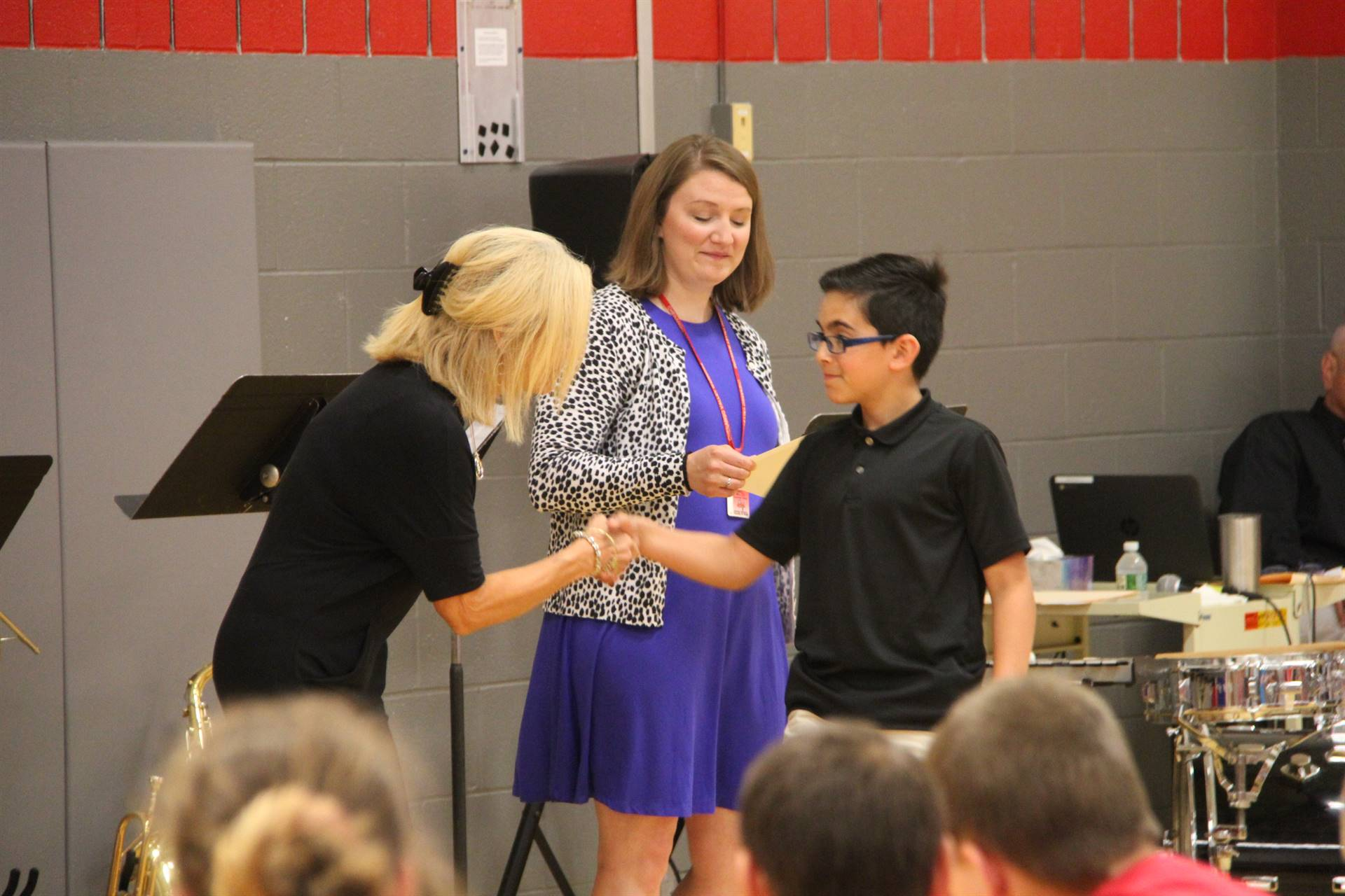 Fifth Grade Moving Up Ceremony 96